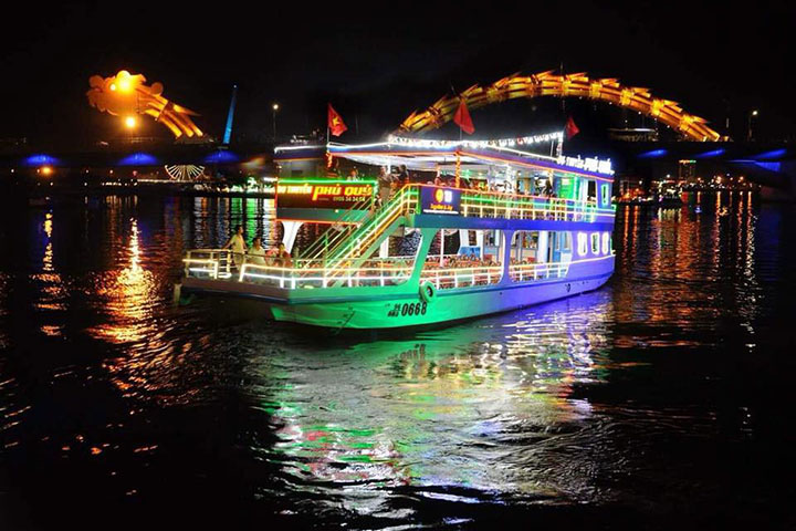 Han river cruise ticket